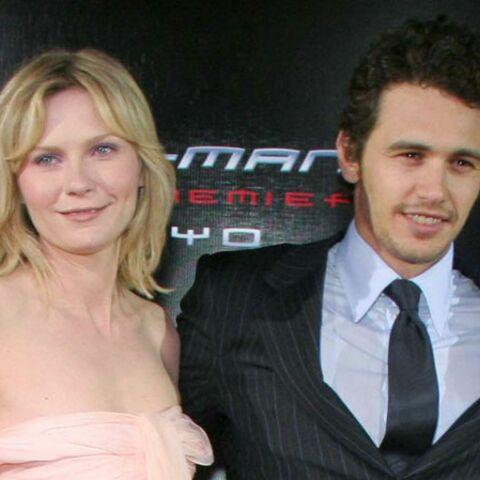 Kirsten Dunst et James Franco: un duo de charme à Cannes