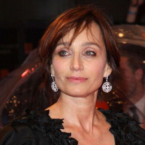 Kristin Scott-Thomas maîtresse de cérémonie du 63e Festival de Cannes