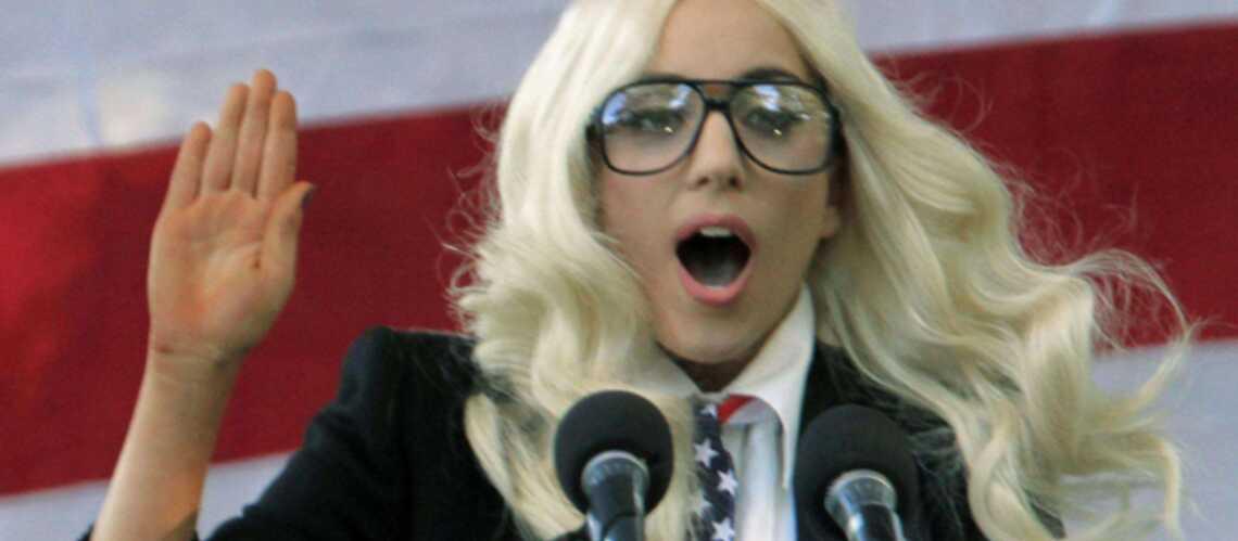 Lady Gaga entre à la fac