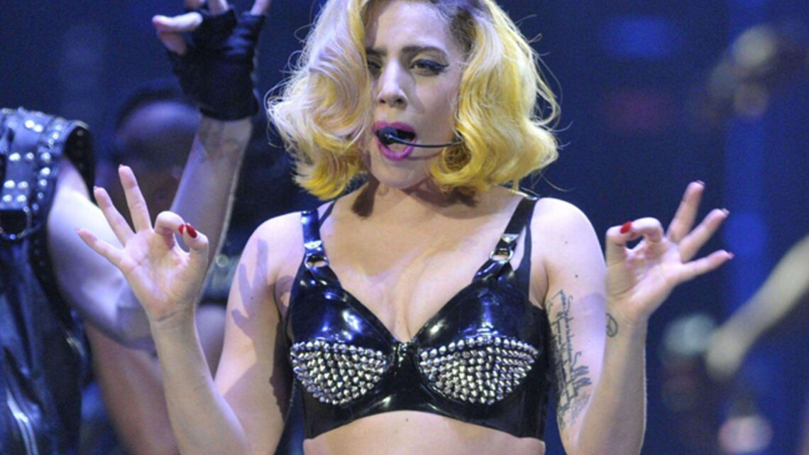 Vidéo – Lady Gaga, grosse cracra!