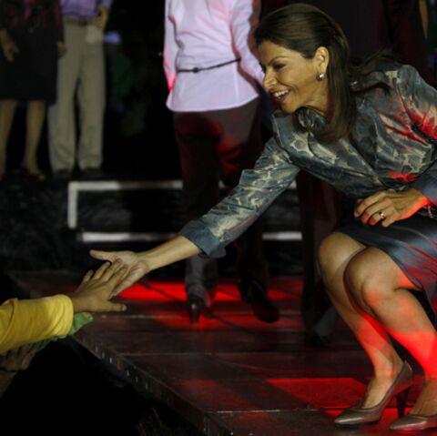 Laura Chinchilla, Présidente-star du Costa Rica