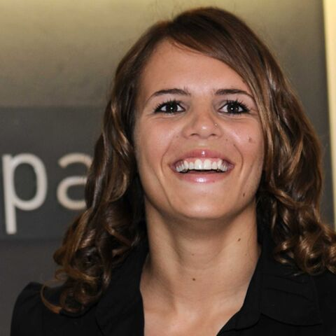 Laure Manaudou, marraine du club de Philippe Lucas