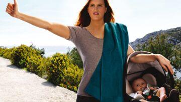 PHOTOS- Laure Manaudou: bébé la pousse dans la pub!