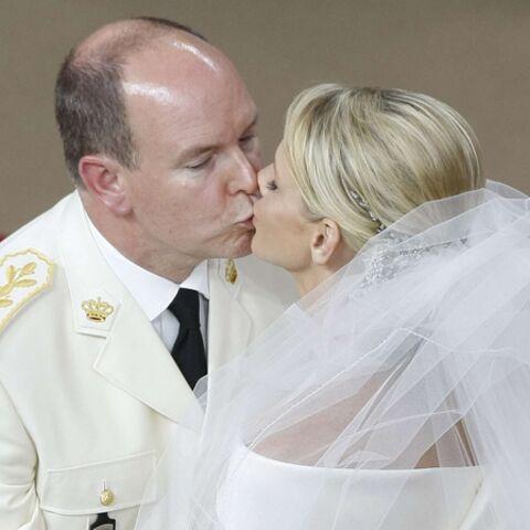 Mariage religieux à Monaco: Albert II et Charlène se sont dit «oui»