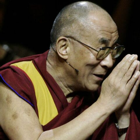 Le dalaï lama citoyen d'honneur de la ville de Paris
