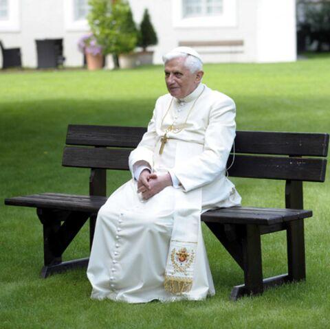 Dans les Alpes avec le pape