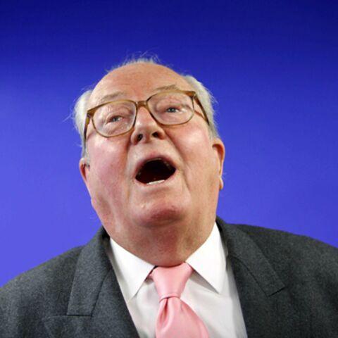 Le Pen prend trois mois avec sursis