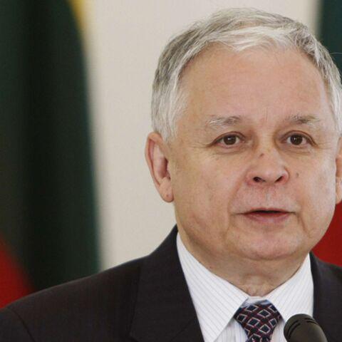 Mort du président polonais