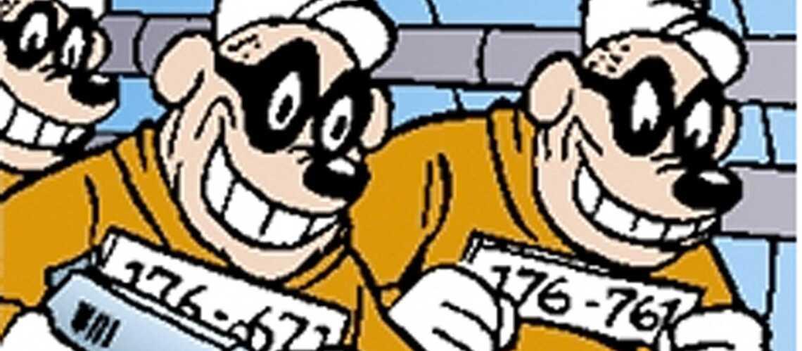 Le petit-fils de Walt Disney dans une affaire de stups et d'armes