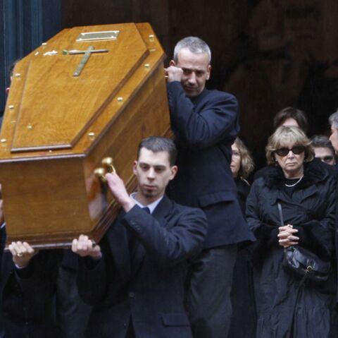 Photos: Les émouvantes funérailles de Pierre Vaneck