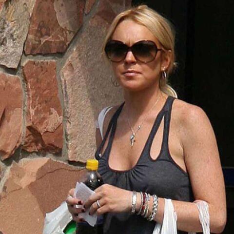 Lindsay Lohan sort de désintoxication