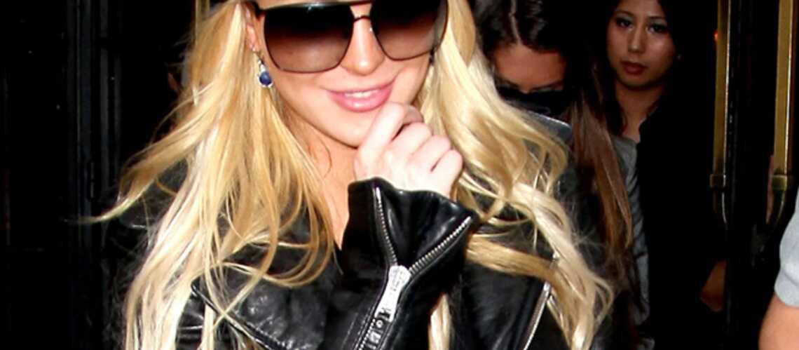 Fini les excès! Lindsay Lohan est embauchée chez Ungaro