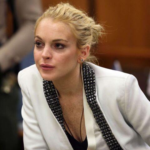 Lindsay Lohan n'en a pas fini avec la justice