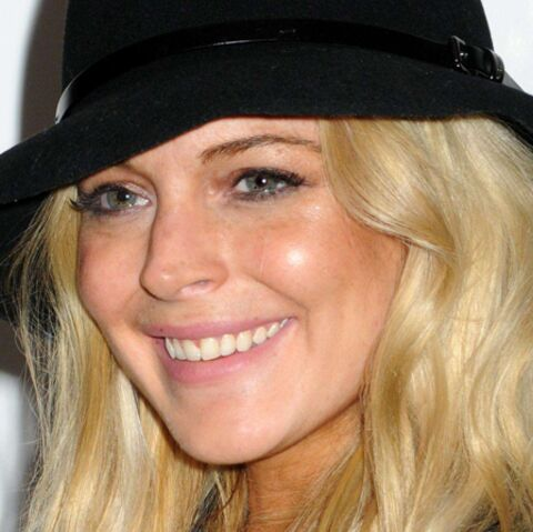 Lindsay Lohan, star de Vienne