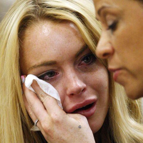 Lindsay Lohan derrière les barreaux!