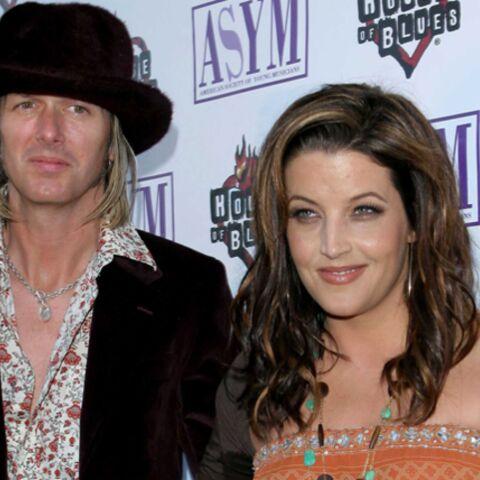 Lisa Marie Presley attend des jumeaux avec Michael Lockwood
