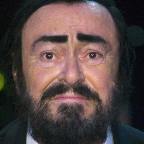 Luciano Pavarotti hospitalisé en Italie!