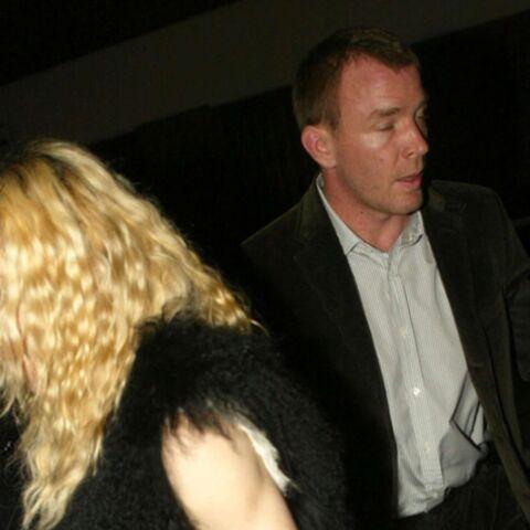 Madonna et Guy Ritchie sont offciellement divorcés