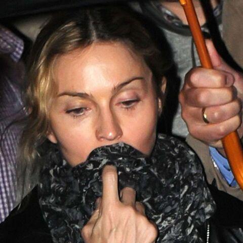 Madonna, une material girl poursuivie en justice