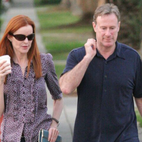 Marcia Cross: son mari souffre d'un cancer