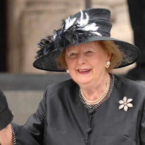 Margaret Thatcher hospitalisée