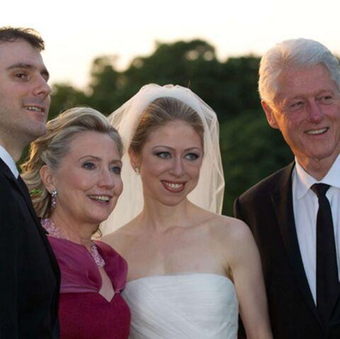 Le mariage de Chelsea Clinton en images