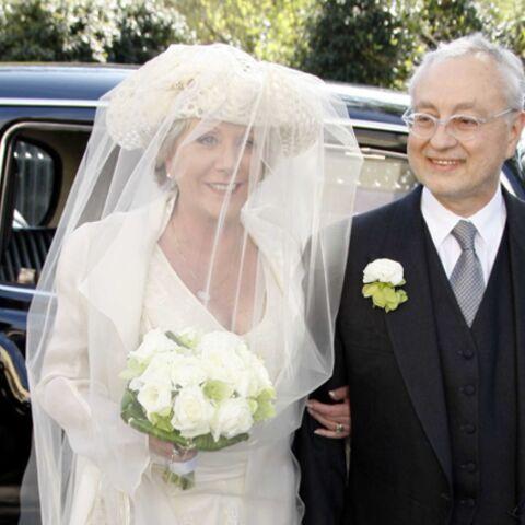 Regardez – Françoise Laborde et Jean-Claude Paris se sont dit «oui»