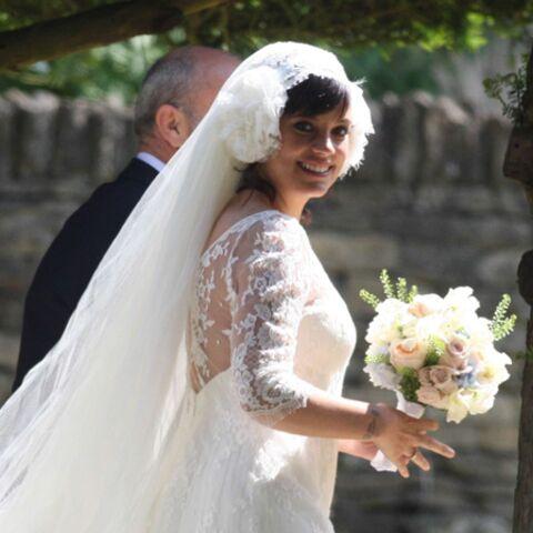 Photos: Lily Allen, un joli mariage champêtre
