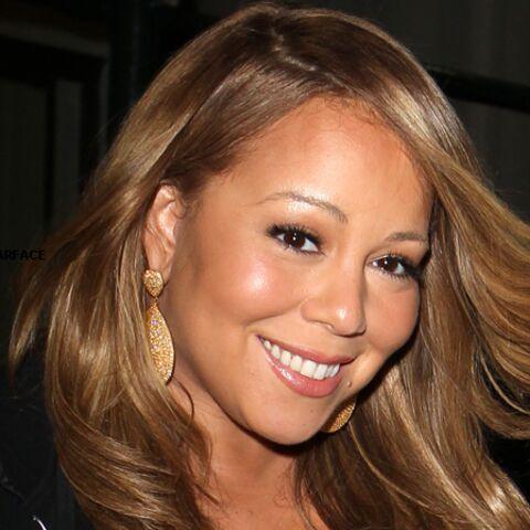 Mariah Carey en soutien-gorge sexy sur Twitter