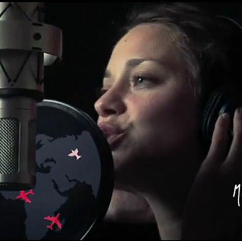 VIDEO- Marion Cotillard vous invite à chanter pour la terre