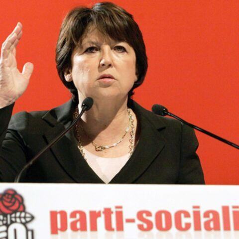 Martine Aubry a doté le PS d'une nouvelle direction, sans les Royalistes