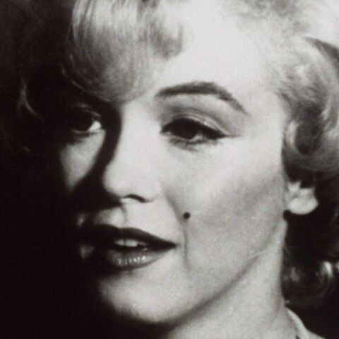 Marilyn sur le divan