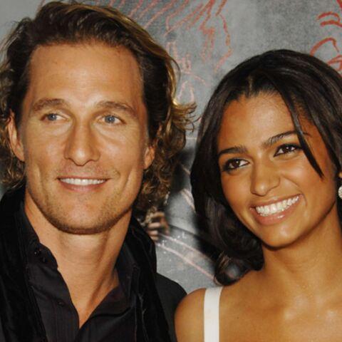 Mathhew McConaughey ne veut pas que son futur bébé lui ressemble!