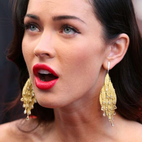 Megan Fox, reine des Razzie Awards