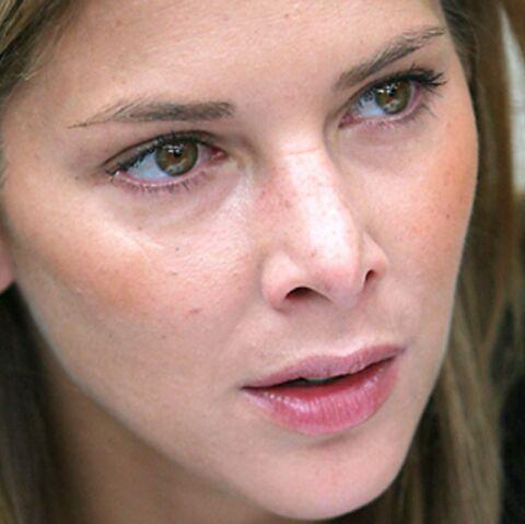 VIDEO- Mélissa Theuriau en guerre avec les forces de l'ordre
