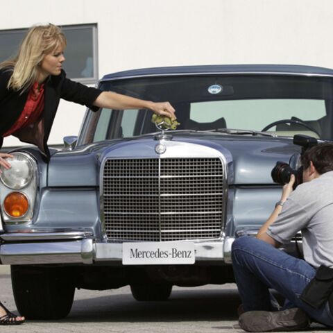 Elvis Presley: à vendre, Mercedes du King