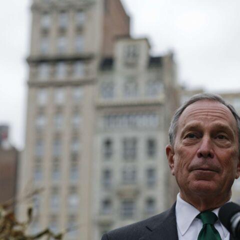 Michael Bloomberg garde la Grosse Pomme