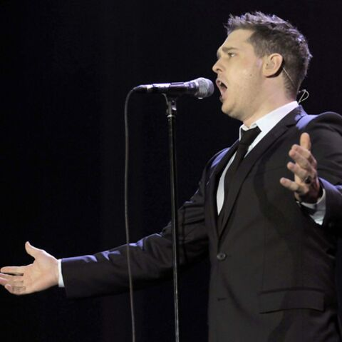 Michael Bublé: concert annulé