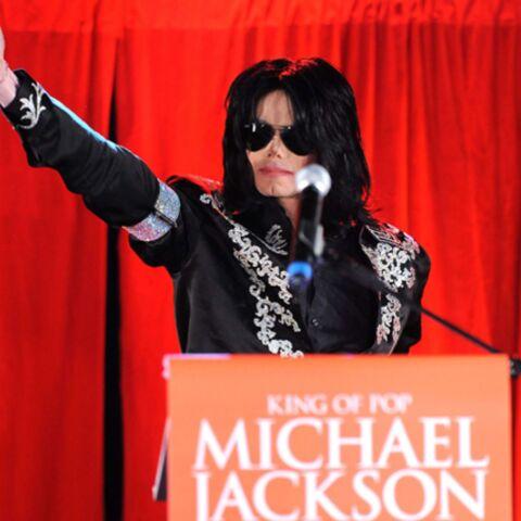 REGARDEZ:  Michael Jackson, le retour