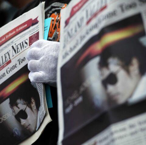 Michael Jackson: son hommage vu par la presse US