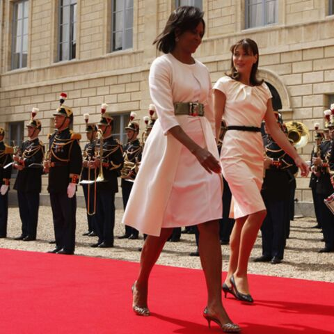 Michelle Obama, top model