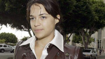 Six mois de prison ferme pour Michelle Rodriguez