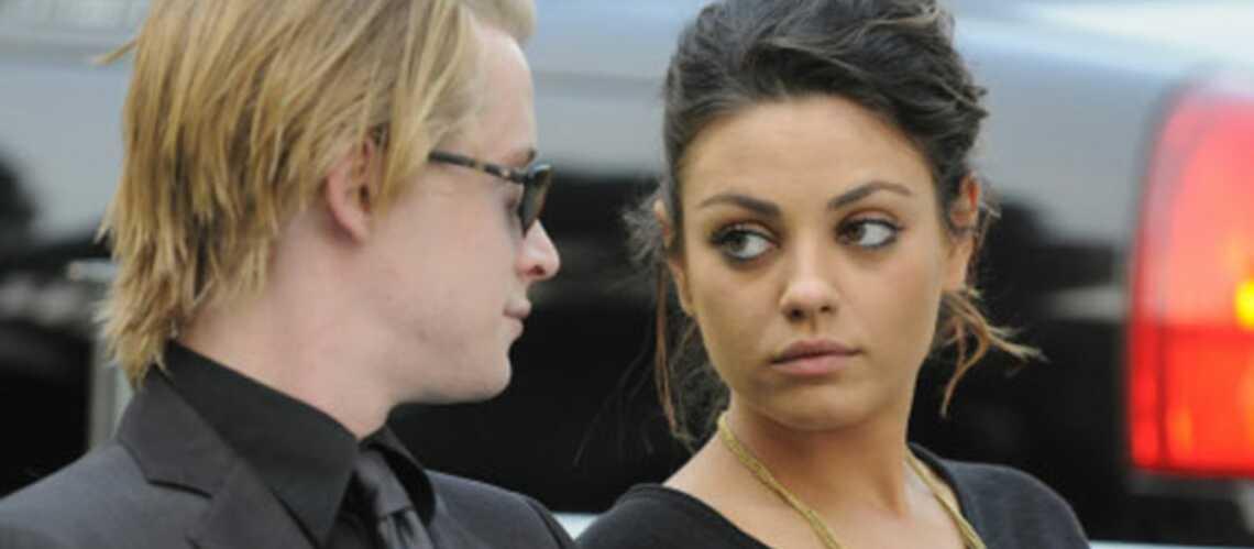 Macaulay Culkin et Mila Kunis se séparent