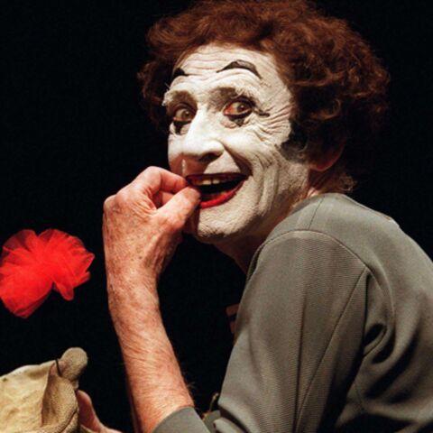 Le mime Marceau est mort