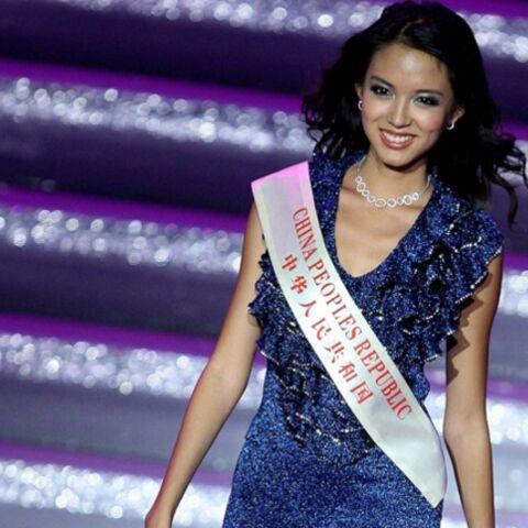 La nouvelle Miss Monde est chinoise