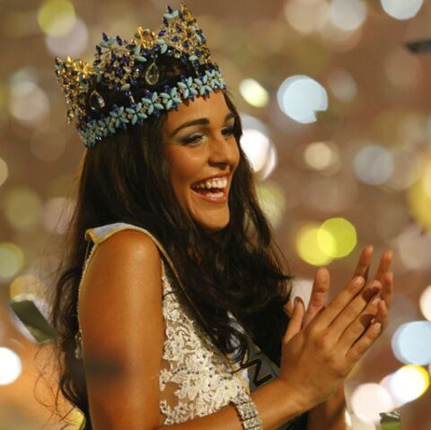 Miss Gibraltar est Miss Monde