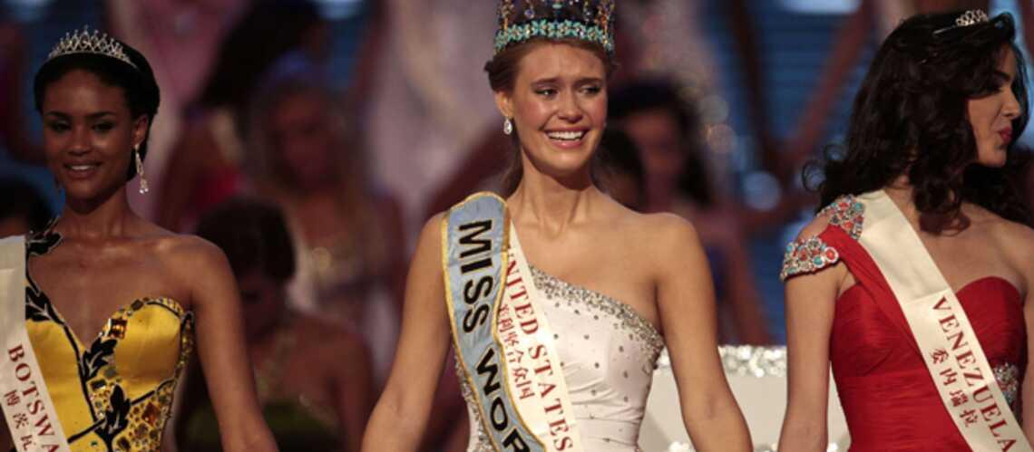 Vidéo: Miss Etats-Unis est la nouvelle Miss Monde