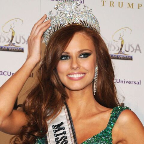 Photos: les dessous du sacre de Miss USA