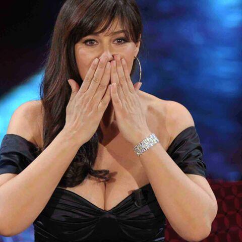Monica Bellucci, élue «star la plus sexy de l'année»