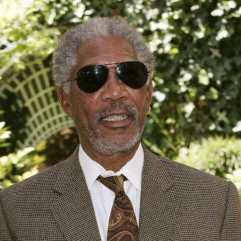Morgan Freeman divorce!